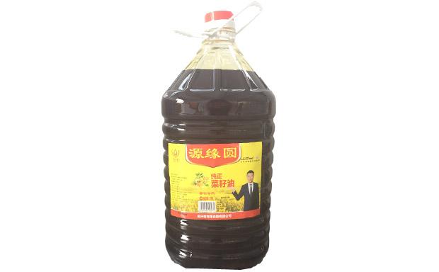 纯正菜籽油20升